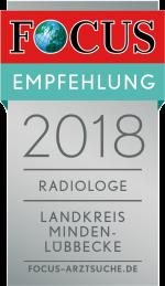 Freigestelltes Siegel Radiologie 2018-04-18